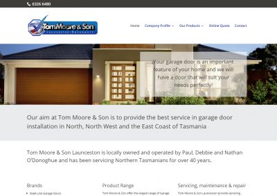 Tom Moore & Son